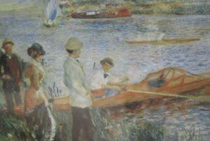 Les canotiers à Chatou (1879)