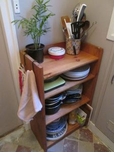 Kitchen shelf unit glory